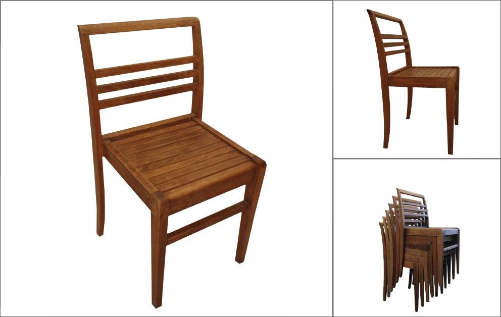 chaises Rene gabriel Le Havre