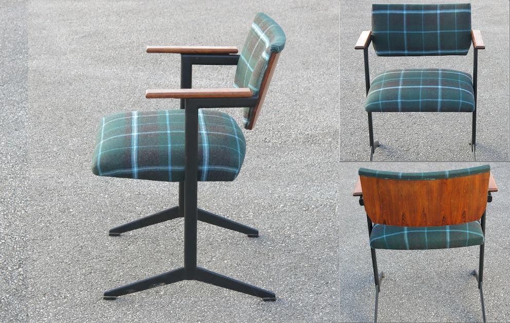 chaises fauteuils bureau friso kramer laine scotland