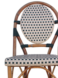chaises cuir scandinaves