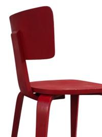 6 chaises bois eams buffets des courses
