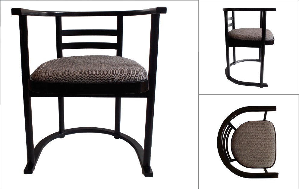 chaises b&b italia rouge
