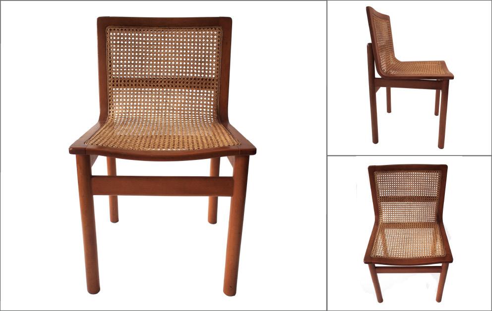 chaises bois Huchers Minvielles