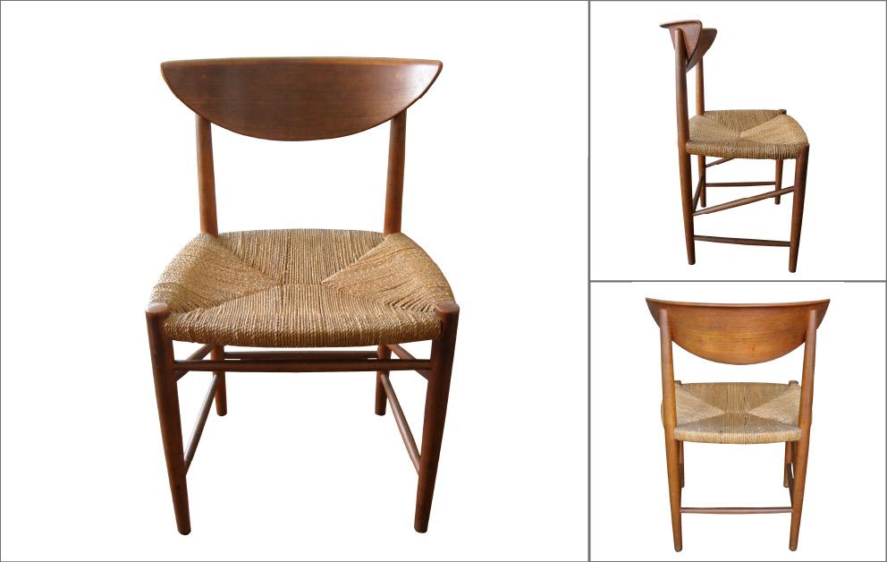 chaises Peter Hvidt Soborg Mobler mobilier danois