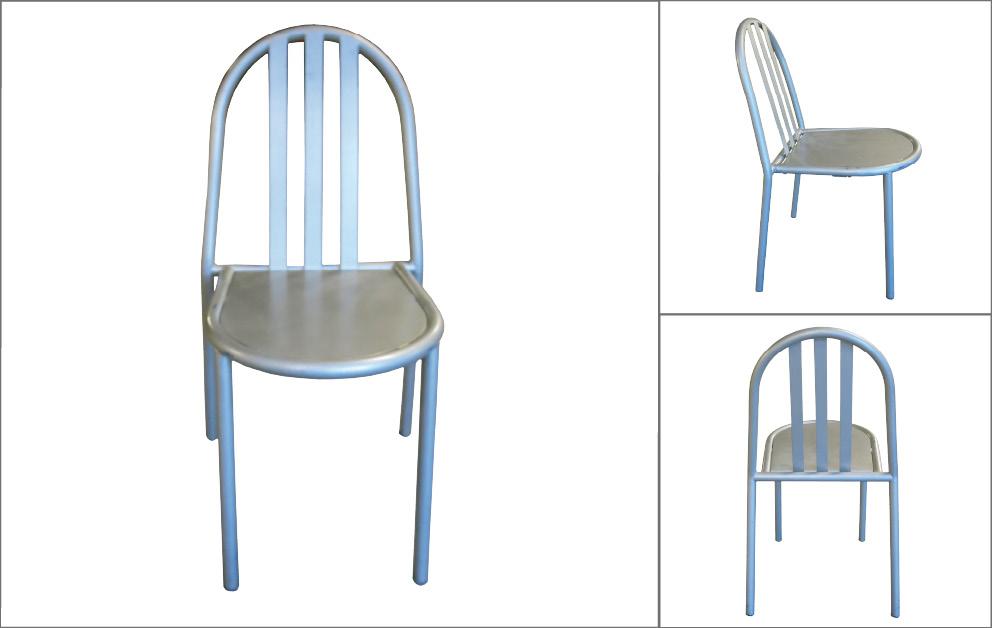 chaises mallet stevens vintage entre deux chaises