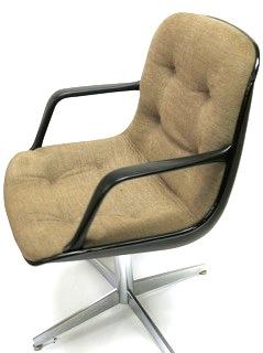 fauteuil bureau direction randall buck pollock modele 451