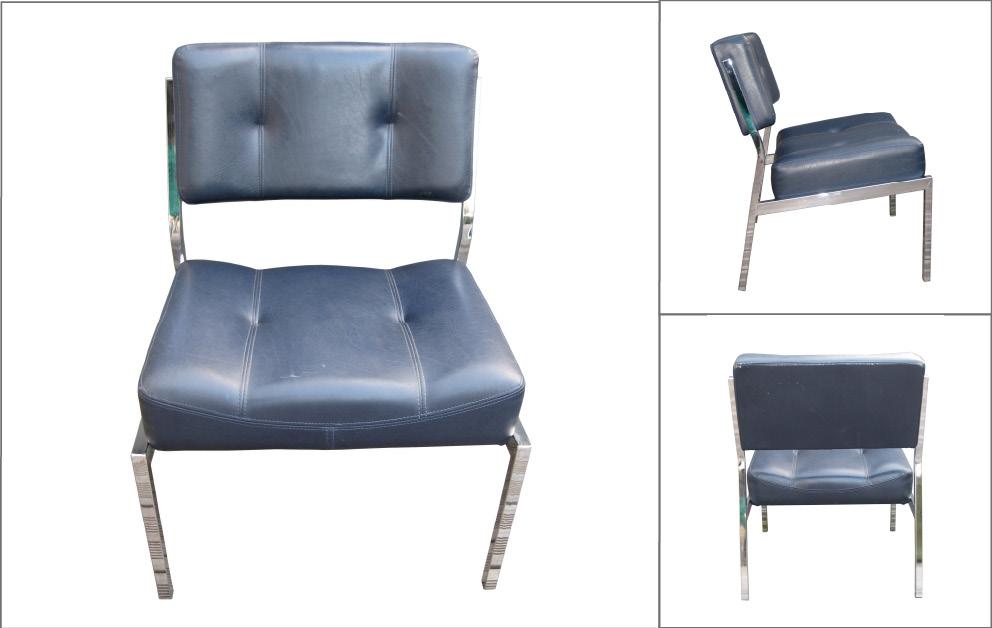 fauteuil butterfly airborne entre deux chaises